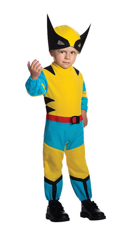 CHILD WOLVERINE - SIZE TODDLER