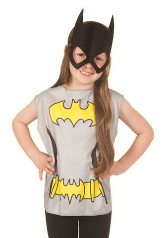 BATGIRL DC COMICS PARTY TIME- SIZE 3-6