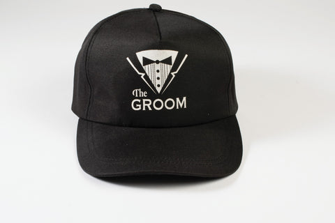 BACHELOR HAT - GROOM