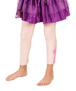 RAPUNZEL FOOTLESS TIGHTS - SIZE 6-8