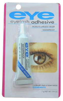 Eyelash Adhesive 7g Clear/White