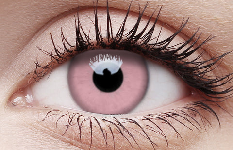 Crazy Lens Contacts Barbie Pink