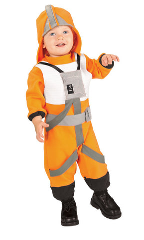 CHILD STAR WARS X-WING PILOT - SIZE NEWBORN