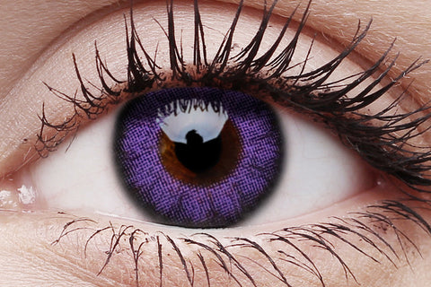 Big Eyes Contacts Ultra Violet
