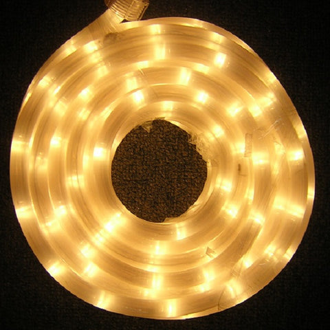 10m 36V LED Frosted Connect Rope Warm White