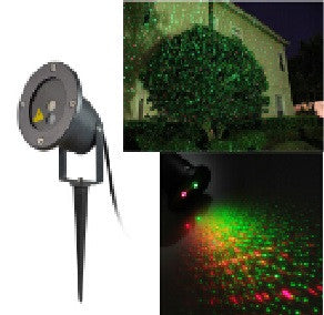 Laser R/G Outdoor Dots 10m