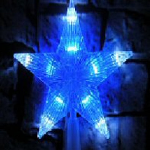 12L LED Star Conn Red/Green