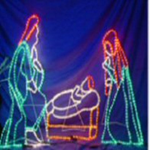 36V LED Jesus Birth