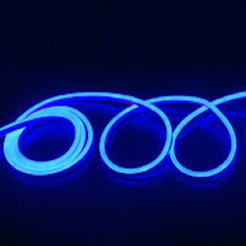 NEON 10m Led Blue Rope Light
