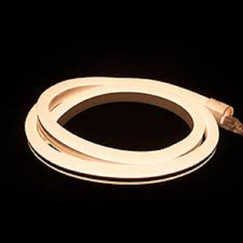 NEON 10m LED Warm White Rope Light