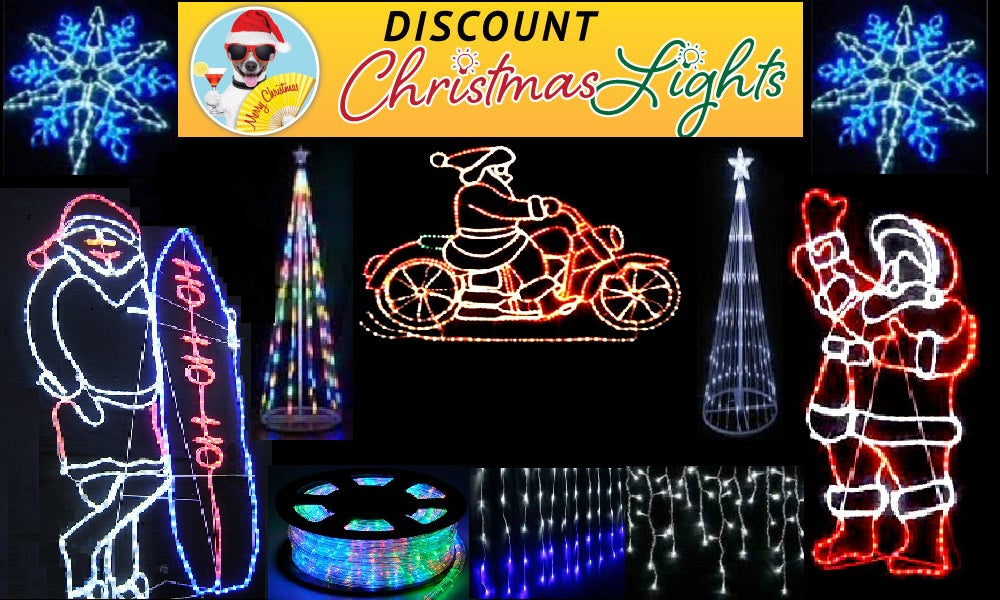 Full Range of Christmas Lights