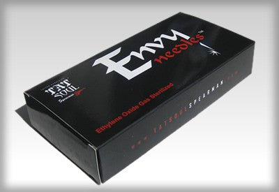 Envy Standard Needles by TATSoul - Box of 50 Round or Magnum Tattoo Needles