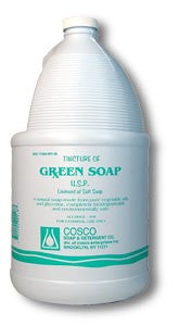 Green Soap 1 Gallon - Skin Prep or Instrument Soak
