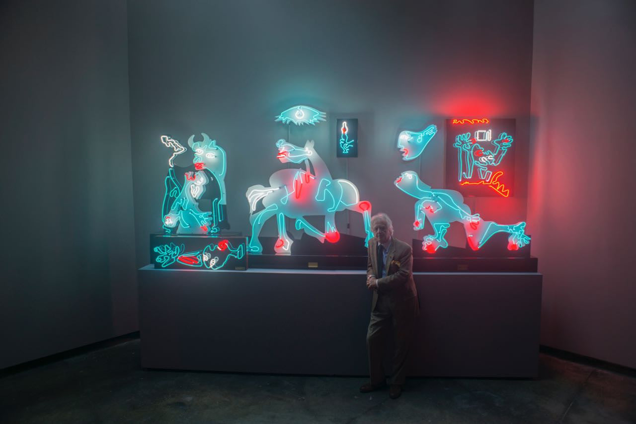 Dn Christian Schrader - Neon Culture- Traces of Light