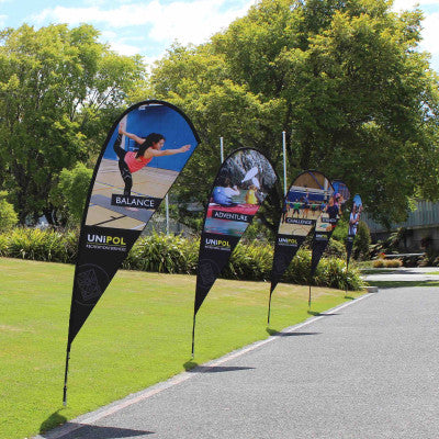 Custom Outdoor Flags & Banners