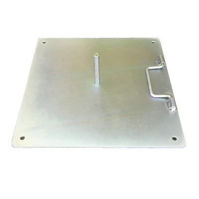 Base Plate for pole