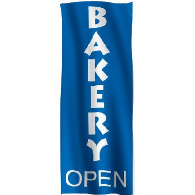 Bakery Vertical Flag