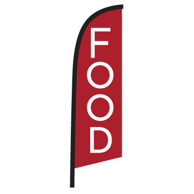 Food Windblade Flag