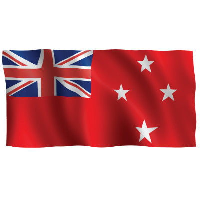 New Zealand Red Ensign
