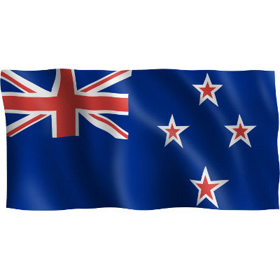 Official New Zealand Flag