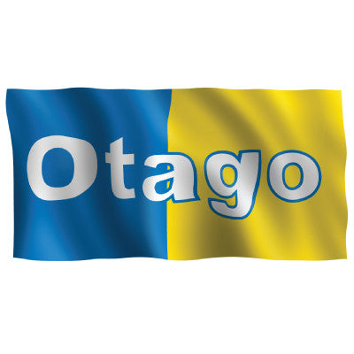 Otago Supporter's Flag