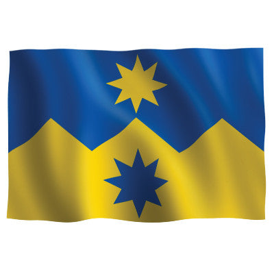 Otago's Official Flag