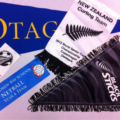 Pennant Flags, Bunting, Small Banners - Adams Flags