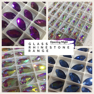 Rhinestones - Glass