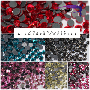 Diamante Crystals - DMC  Quality