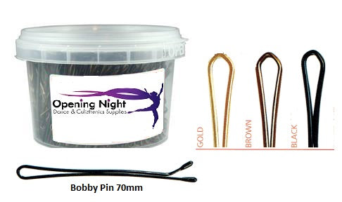 Bobby Pins - 70mm
