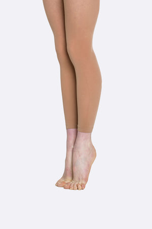 Tan - Studio 7 Tights Capri
