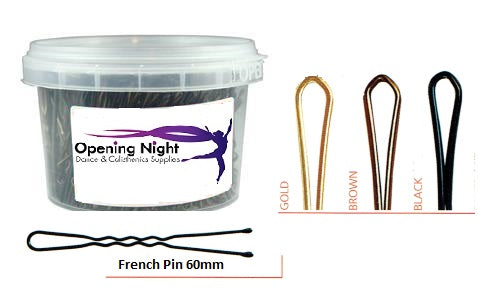 French Ripple Pin - 60mm