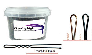 French Ripple Pin - 80mm