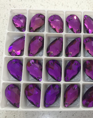 Drop 18mm, Amethyst
