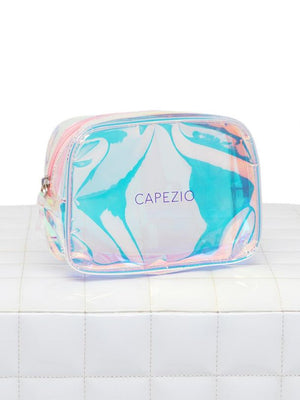 Capezio - Holographic Make-up Bag