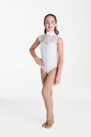 Deco Lace Leotard