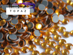 Topaz - Hotfix Diamante DMC Crystals
