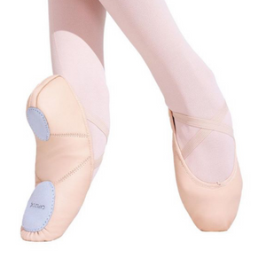 Capezio - Leather Juliet Ballet Shoe (Child)