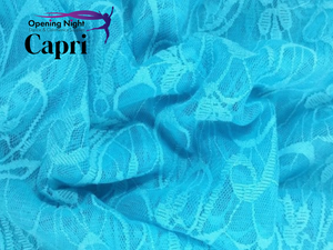 Capri - Floral Belle Stretch Lace