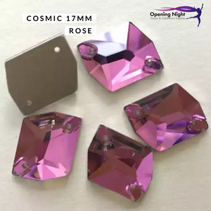 Cosmic 17mm, Rose