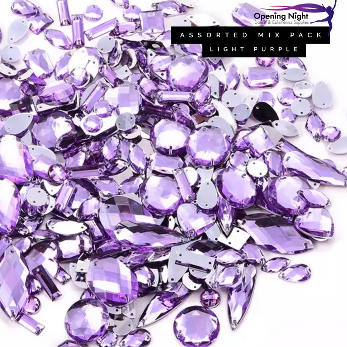 Assorted Mix Pack - Light Purple