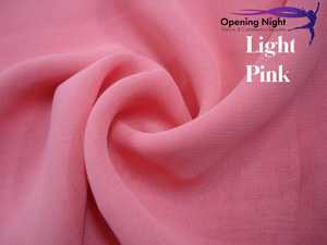 Light Pink - Chiffon