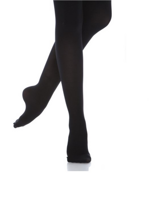 Black - Energetiks Classic Tights Footed