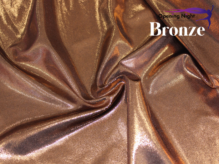 Bronze - Fog Finish Spandex