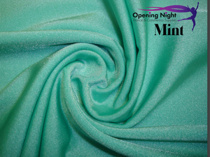 Mint - Shiny Nylon Spandex
