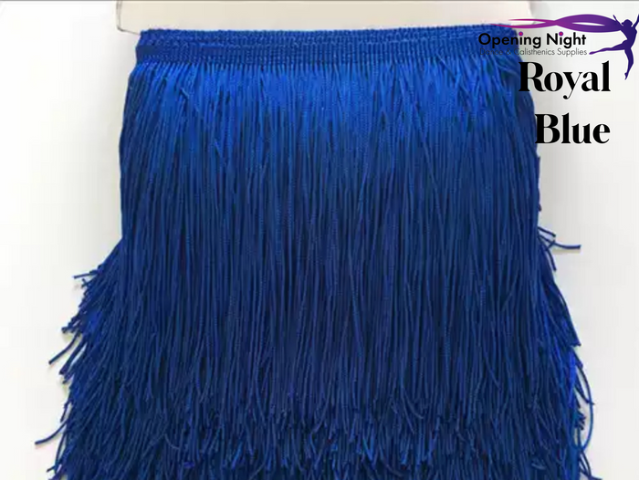 Royal Blue - Fringe 15cm