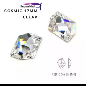 Cosmic 17mm, Crystal Clear