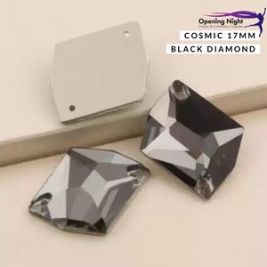Cosmic 17mm, Black Diamond