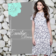 Philippine wholesale clothing suppliers Marthena Mercier Emilse Dress