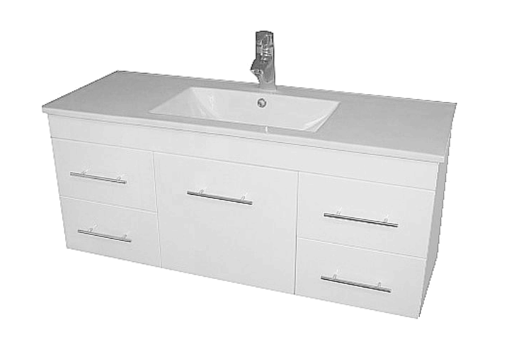 Wall hung Vanity   Albion 1200mm. Wall hung Vanity   Albion 1200mm   New Zealand